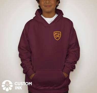 Spirit Wear hoodie 2018-19