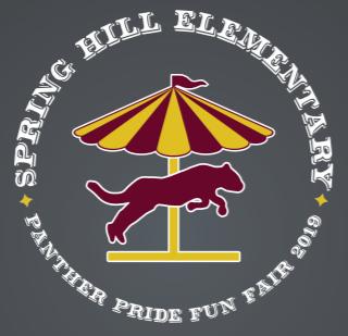 Fun Fair 2019 T-shirt logo