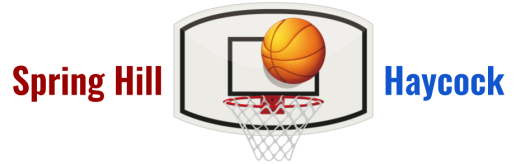 SHE vs Haycock Basketball Hoop